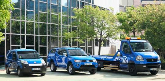Asistencia en carretera Allianz